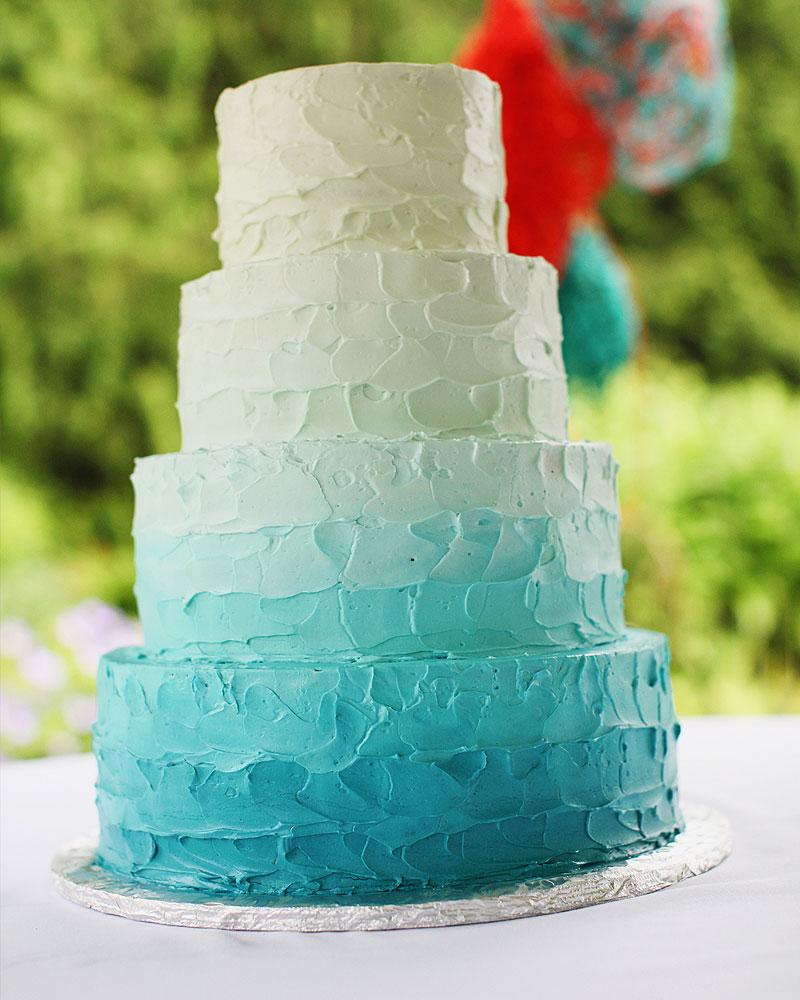 1a7b7fd1 243a 4a9c 8210 750be26ae725 - ۵ طرح کیک عروسی که عاشقش خواهید شد