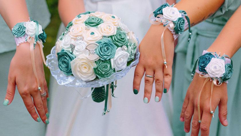41244d91140f43f2a22ab26472fa90da - ۱۰ ایده برای استفاده از رنگ آبی کله غازی در عروسی